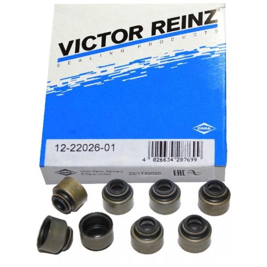 Комплект сальников клапанов GAZ Victor Reinz 12-22026-01