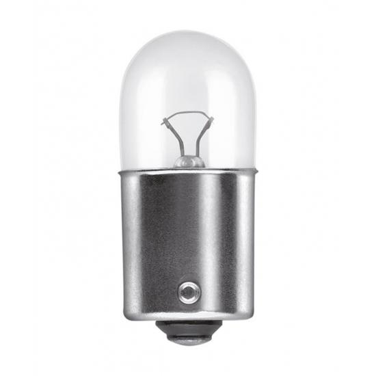 Лампа габаритов и панели приборов R5W BA15s12V 5W Tempest