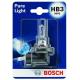 Лампа накаливания галогеновая Bosch Pure Light HB3 12V 60W P20d