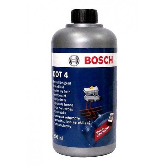 Тормозная жидкость Bosch DOT 4 1 л