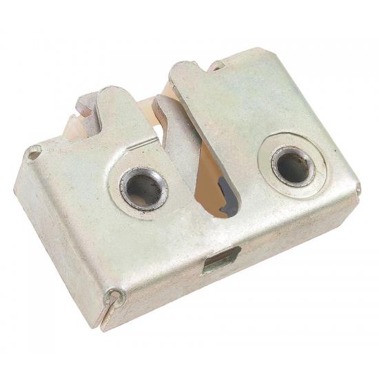 Механизм дверного замка ГАЗ 3302 наружный левый шоколадка (пр-во Россия) 3302-6105485