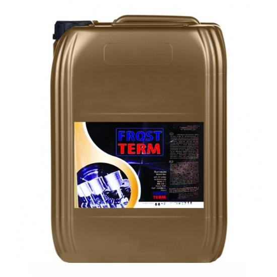 Масло моторное минеральное FrostTerm М-10ДМ SAE 30 API SF/CD 20 л/17.4 кг