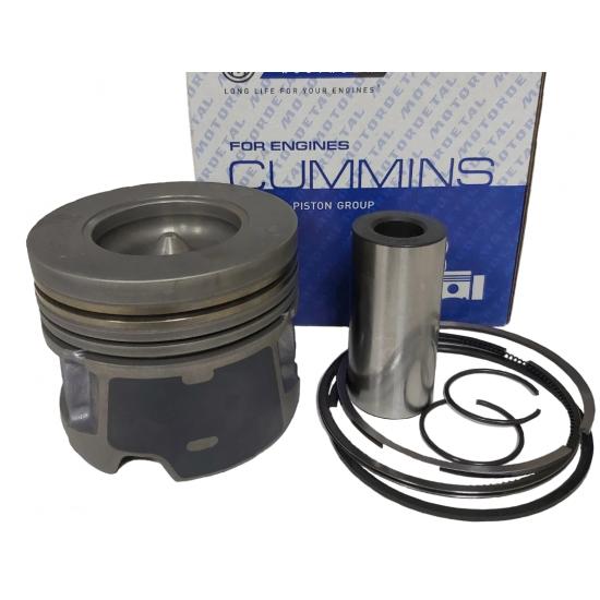 Поршнекомплект двигателя Cummins ISF2,8 4 шт