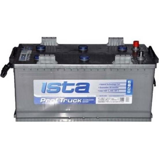 Аккумулятор грузовой стартерный ISTA ProfTruck 6CT-140 A1 L+ 640 05 02