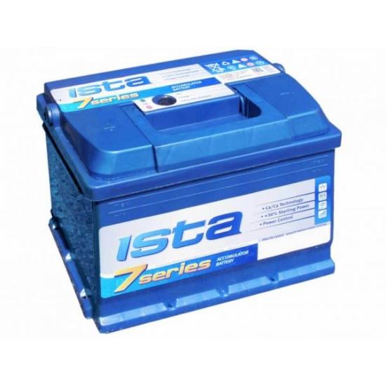 Аккумулятор автомобильный Ista 7 Series 6CT-80 A2 EN760A Euro