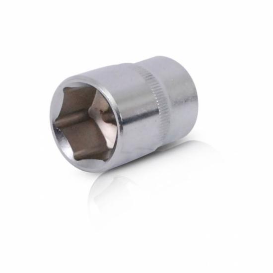 Головка шестигранная короткая 24 мм Cr-V