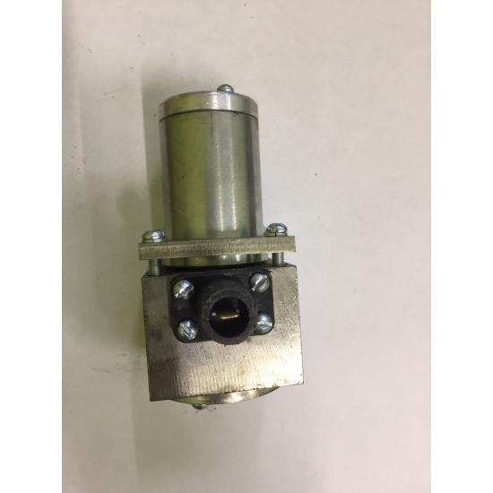 Гидрораспределитель ГР-2-3 24В с электромагнитным управлением