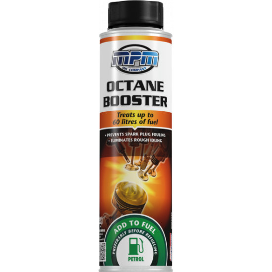 Присадка в бензин (Октан-корректор) MPM Octane Booster 250 мл