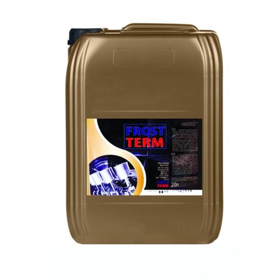 Масло моторное минеральное FrostTerm Standard 15W40 SF/CD 20 л/17 кг