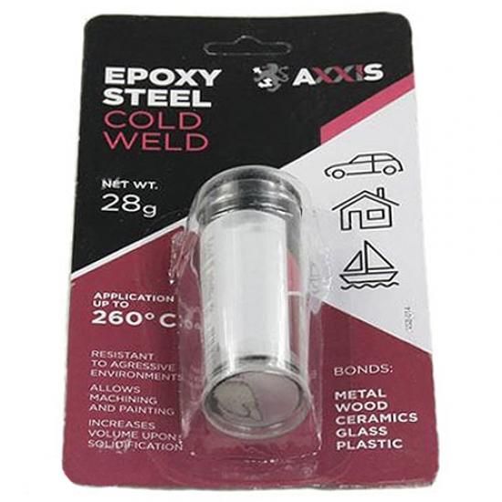 Холодная сварка AXXIS Epoxy Steel VSB-014 28 г