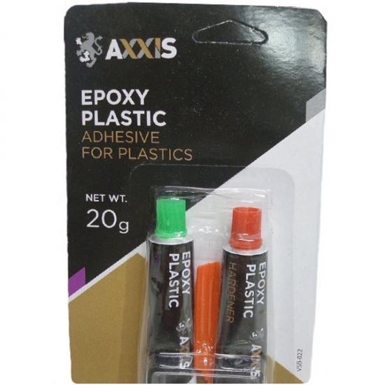 Клей эпоксидный Axxis Epoxy Plastic VSB-022 20 г