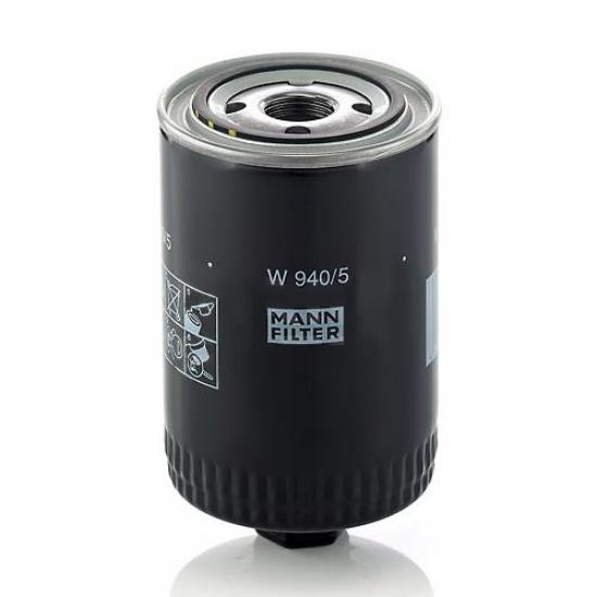 Фильтр масляный Mann-Filter W 940/5