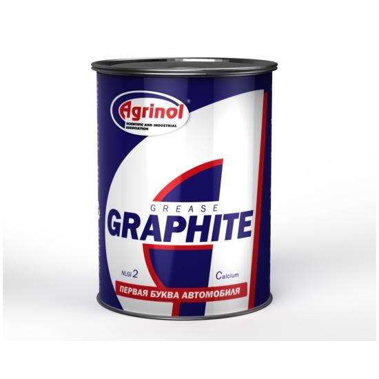 Смазка графитная Агринол банка 0,8 кг
