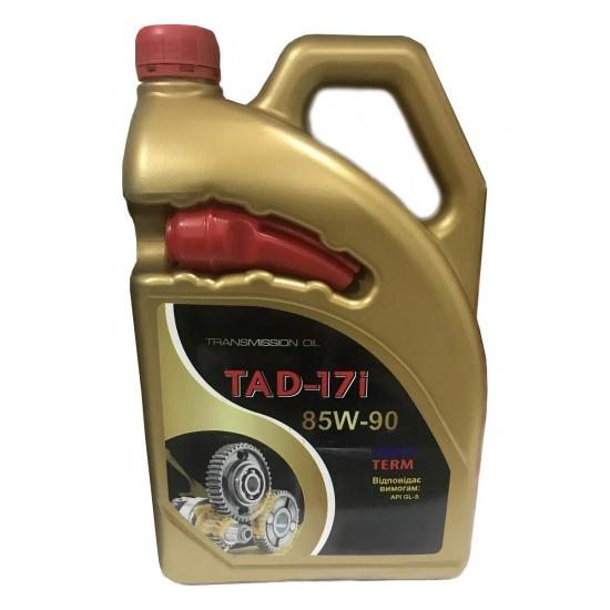 Масло трансмиссионное минеральное Frostterm ТАД-17і 85W-90 GL-5 5 л