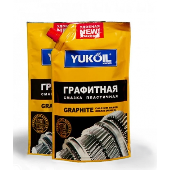 Смазка графитная NLGI 3 Yuko (Юкойл) 0.375 кг