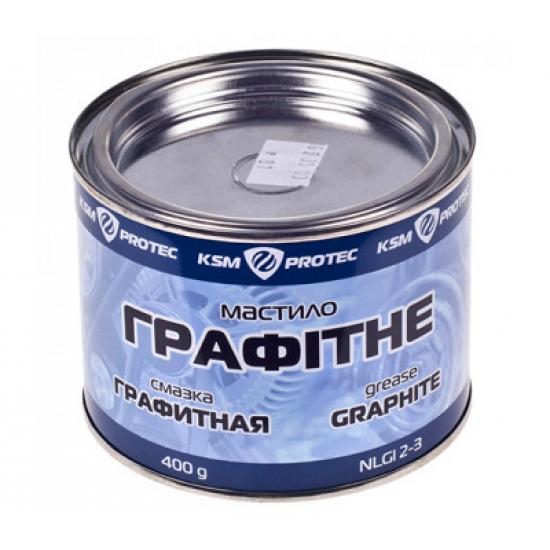 Смазка графитная KSM Protec банка 0,4 кг
