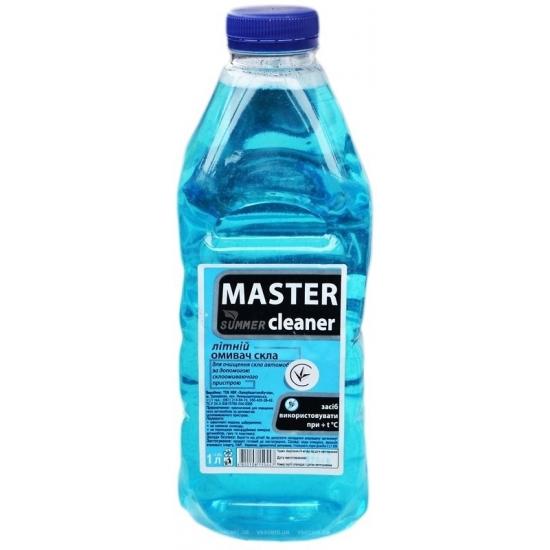 Омыватель стекла летний Master Cleaner Морской бриз 1 л
