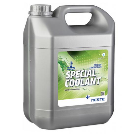 Антифриз-концентрат Neste Special Coolant G11 зеленый 4 шт по 4 л