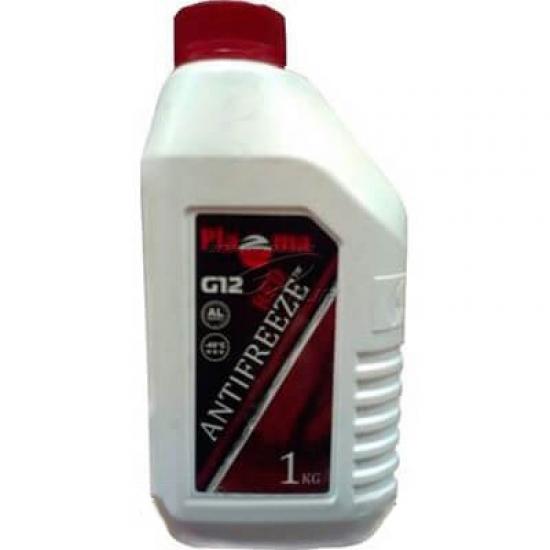 Антифриз Plazma G12 -40°C красный 1 кг