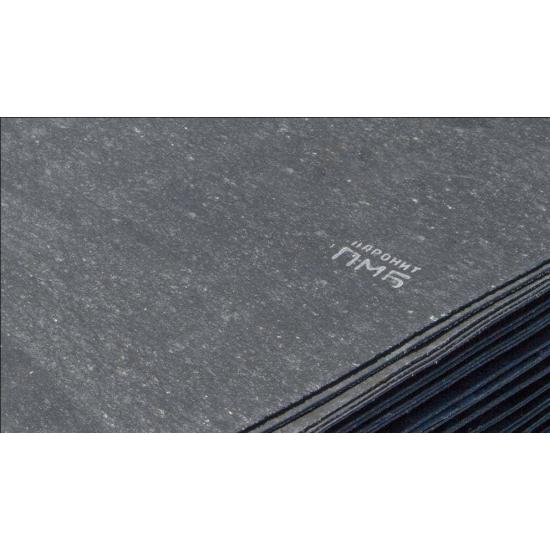 Паронит ПМБ 1.5 мм 1000х1500мм