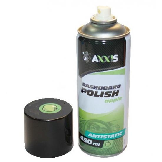 Полироль для пластика Axxis Apple VSB-095 450 мл