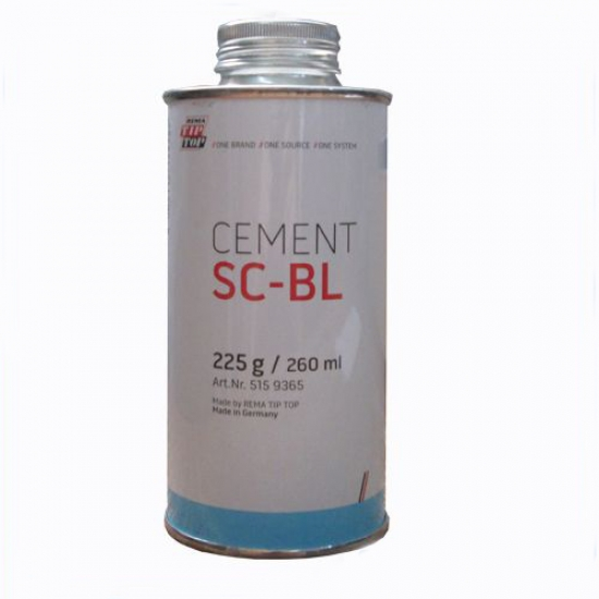 Клей для латок камер и шин Специальный цемент REMA Tip Top BL 225 г