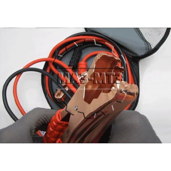 Провод прикуривания пусковой 500А 3 м -50°С ДК DK38-0500