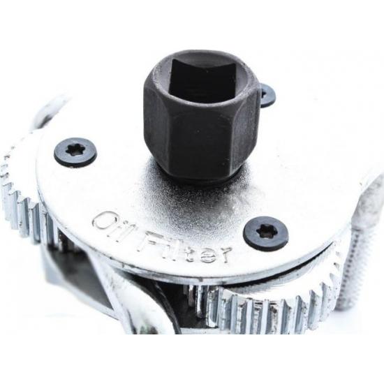 Съемник масляного фильтра краб ДК DK2806-8B